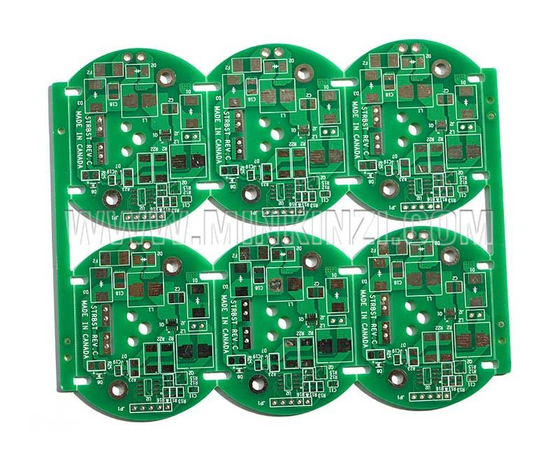 Multilayer PCB 01