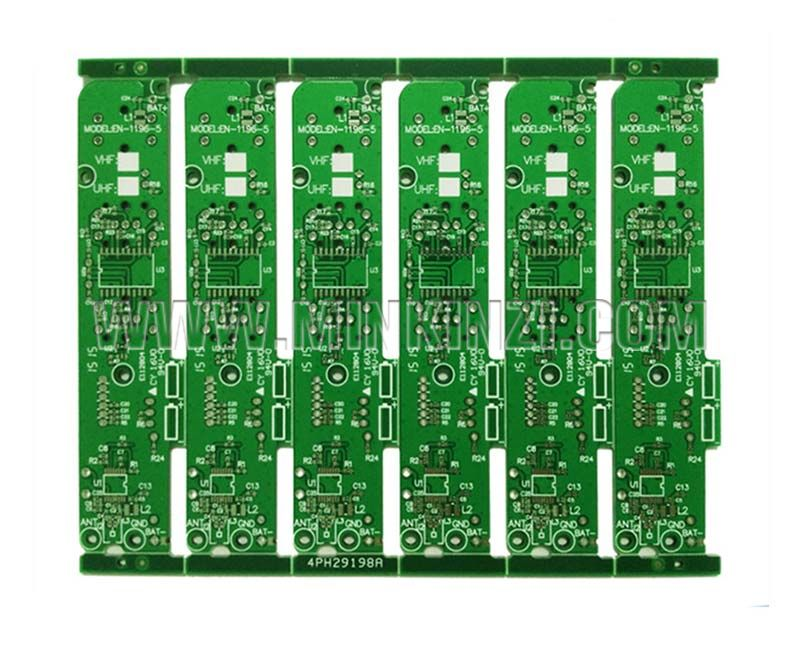 Impedance Control PCB 01